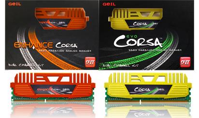 Kipróbáltuk: GeiL Corsa memóriacsalád — jobban megy, mint az 1.2-es benzines