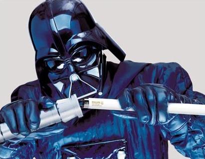 Darth Vader vírusvideó a Tom Tom segédletével