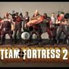 Team Fortress 2 kører fra en browser