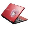 Itt a Helly Kitty-s laptop a Mouse Computer-től