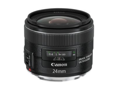 Három új objektívvel rukkolt elő a Canon