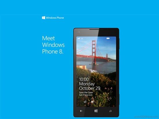 Október 29-én mutatkozik be a Windows Phone 8