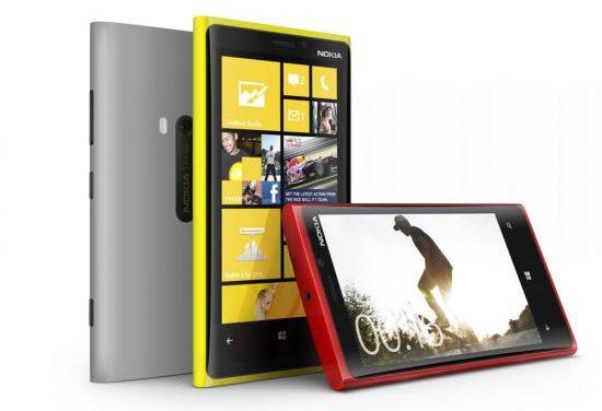 Érkezik a Telenorhoz a Nokia Lumia 920
