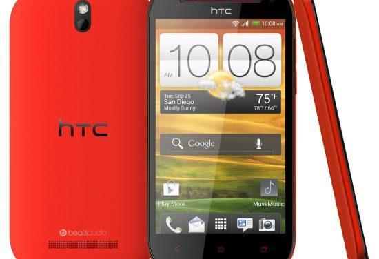 Januárban érkezik a HTC One SV