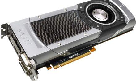 Splinter optager til ASUS GeForce GTX Titan
