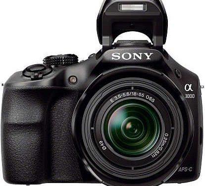 Új kompakt kamera a Sonytól