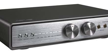 Az ASUS megjelentette az előerősítőt, USB DAC és fejhallgató-erősítőt tartalmazó Essence III-at