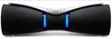 GX- BT7 – a Sharp új Bluetooth-os hangszóró rendszere