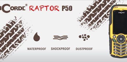 Termékajánló: ConCorde Raptor P50