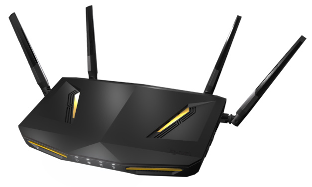 1.7GHz dual-core processzorral érkezik az Armor Z2 router