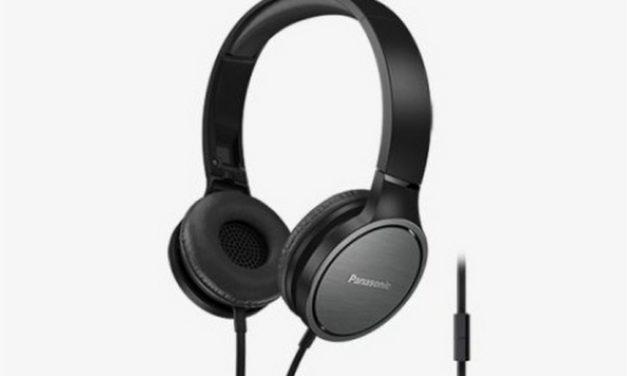 RP-HF500M – sztereó füles a Panasonictól