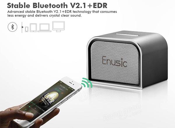 Enusic 001 Mini Bluetooth Speaker, ha kevés a hangerő