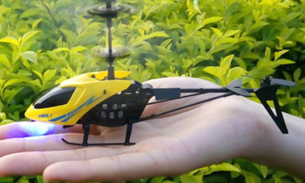 Távirányítós helikopter 2000 forintért? Sose gondoltam volna!