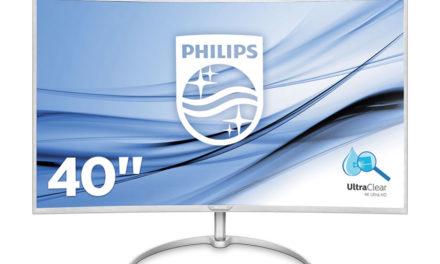 Philips BDM4037UW – Az óriás, akinél nem csak a méret számít