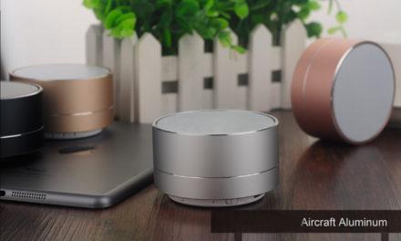 Vigyük magunkkal a zenét – DT A10 Bluetooth 3.0 hangszóró
