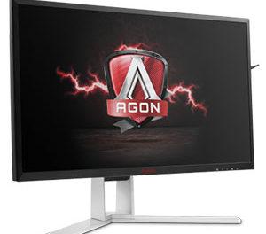 Az AOC bemutatta az első AGON vonalba tartozó UHD monitorát