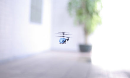 Már megint egy 3000 forintos helikopter