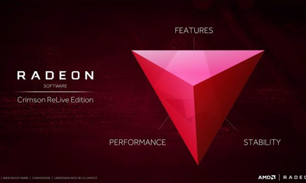 AMD Radeon ReLive Edition 17.5.1