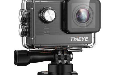 ThiEYE T5e WiFi 4K – valódi 4K egy olcsó kamerától?