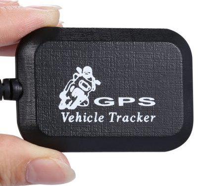 GPS nyomkövetés motorkerékpárra