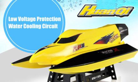 HUANQI 959 – ha jó, ha nem jó, ez egy elég gyors hajó