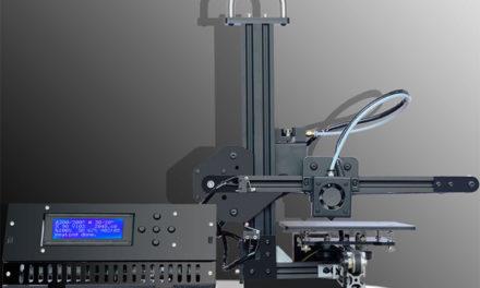 A 3D nyomtatás már nem úri huncutság – Tronxy Desktop 3D Printer