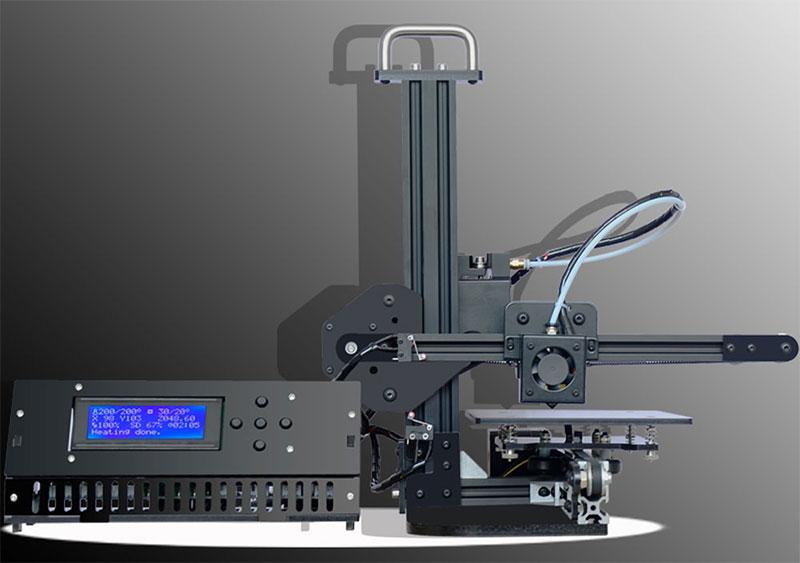 Újabb 3D nyomtató a 30 ezer forintos kategóriában