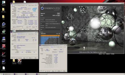 Intel Core i9-7900X + LN2 = világrekord