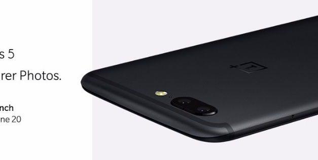 8 GB memóriát kap a OnePlus 5!
