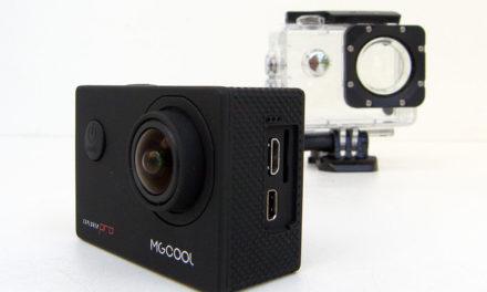 MGCOOL Explorer Pro teszt – egy olcsó 4 K-s sportkamera