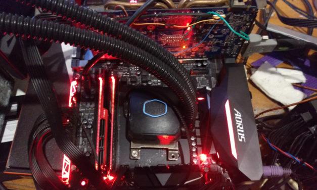 Új DDR4 rekord az AMD Ryzen platformon: DDR4-4079,2 MHz