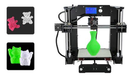 Anet A6 3D nyomtató, ami még mindig nem úri huncutság!