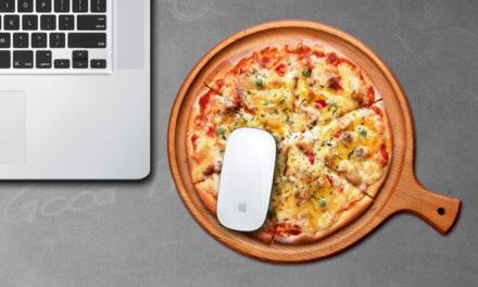 Adjunk pizzát az egérnek – Creative 3D Mouse Pad
