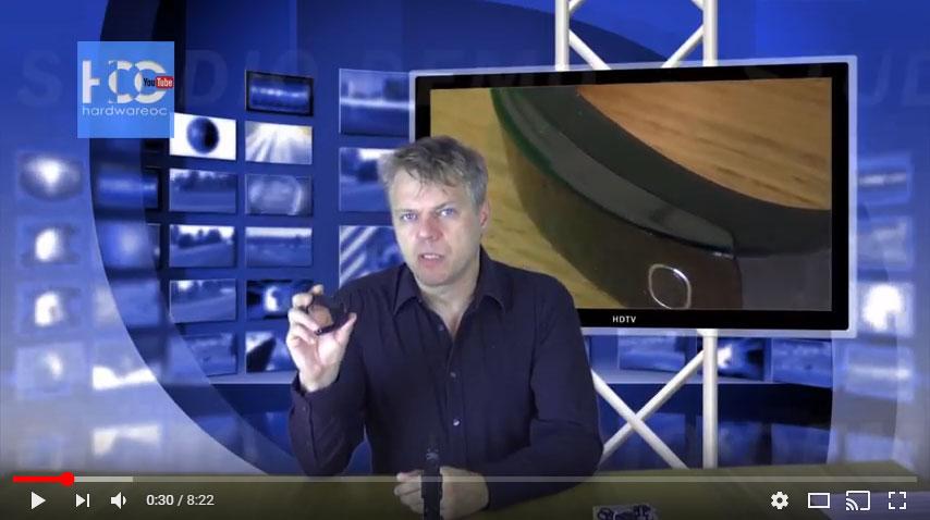 H8 okoskarkötő videó teszt