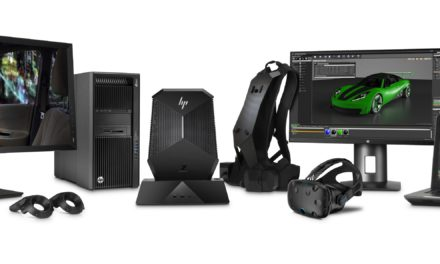 Megérkeztek a HP üzleti felhasználóknak szánt VR megoldásai