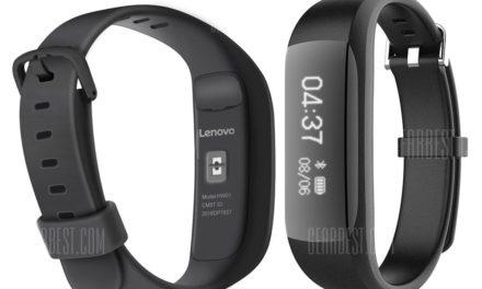 Akciós ár a Lenovo HW01 okoskarkötőjére amíg az 50 darabos készlet tart