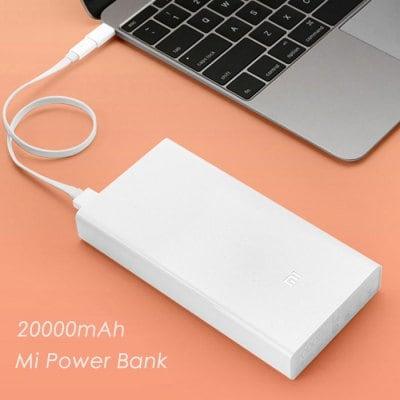 Xiaomi Mi 20000mAh Mobile Power Bank most féláron