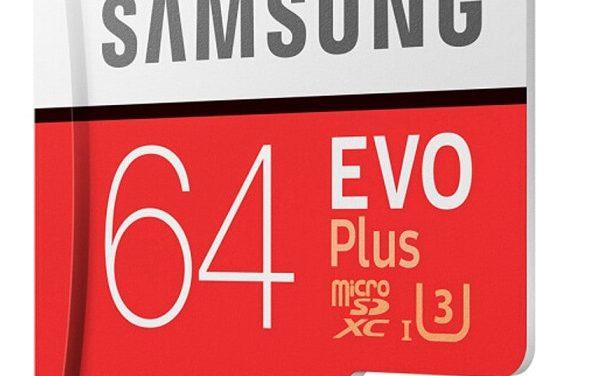 Samsung UHS-3 64 GB Micro SDXC – a Black Friday gyöngyszeme