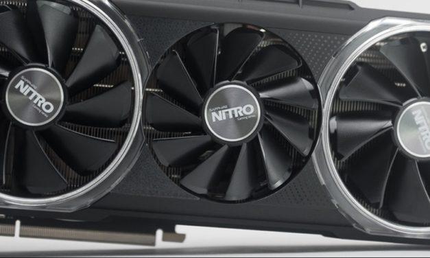 Súlyos egyéniség lett a Sapphire Radeon RX Vega 56 Nitro+