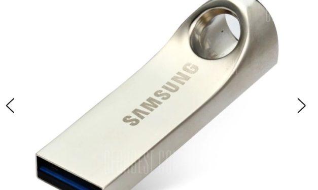 Samsung USB 3.0-s UFD – az 5 csillagos nebuló