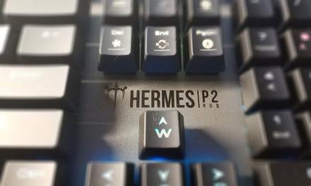 Gamdias Hermes P2 RGB – billentyűzet teszt
