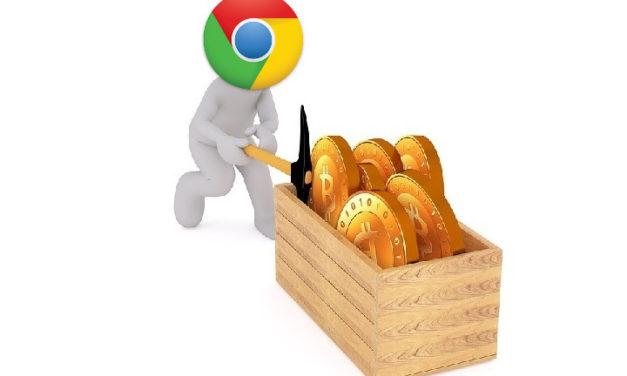 Célkeresztben a Google Chrome felhasználók