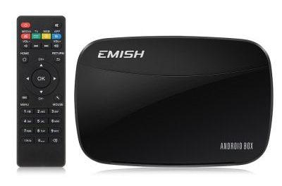 [Kupon] EMISH X700 Smart TV Box – egy mekis menü áráért