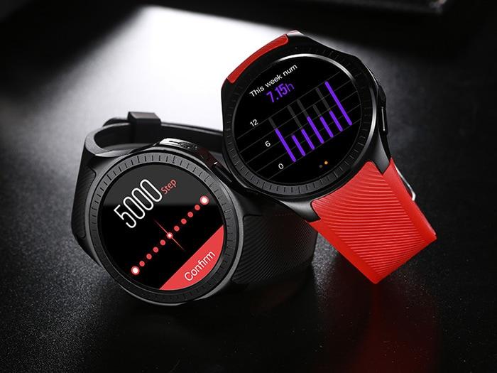 [Flash Sale] Pulzus, vérnyomásmérő és GPS az okosórában