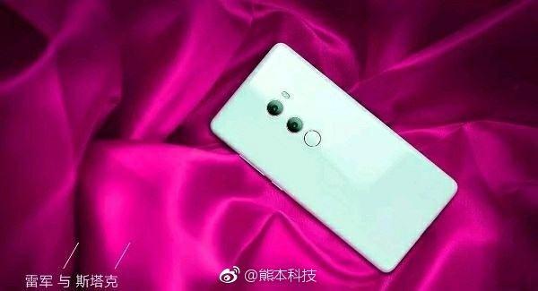 Végre valódi videón láthatjuk a Xiaomi Mi MIX 2S-t!