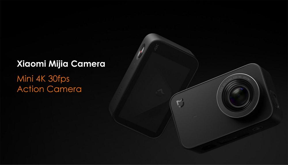 [Kupon] 100 dollár alatt a Xiaomi akciókamerája