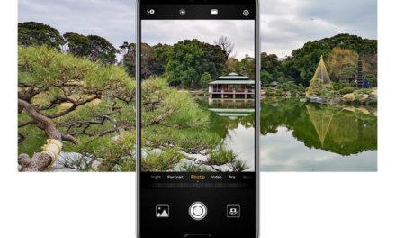 Тоді ми пішли, щоб побачити, що така гарна камера Huawei P20 Pro була така гарна