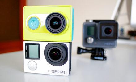 Lehet, hogy a Xiaomi megveszi a GoPro-t?