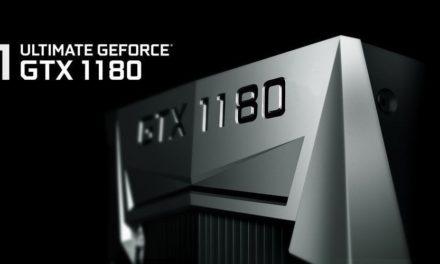 Készül az NVIDIA GeForce GTX 1180?