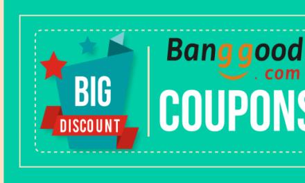 Banggood kuponos akciók – május 16.